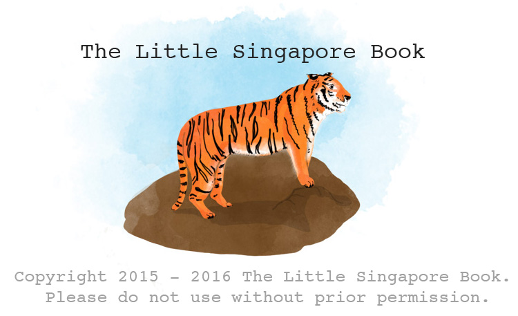 1 tiger v1 flattened  sc 1 st  The Little Singapore Book Companion & Craft for Kids: Tiger Mask | The Little Singapore Book Companion