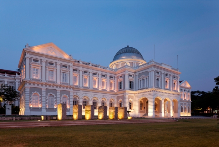 National Museum of Singapore - Image courtesy of National Museum of Singapore