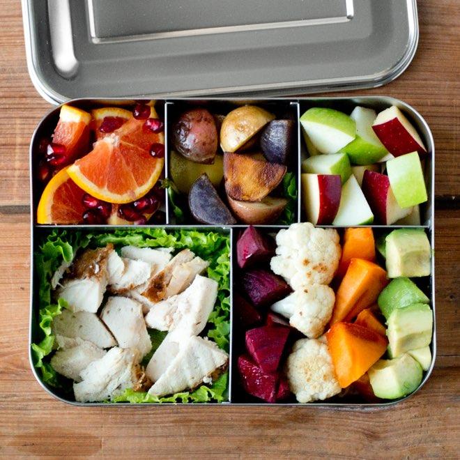 Plastic free lunch box 2